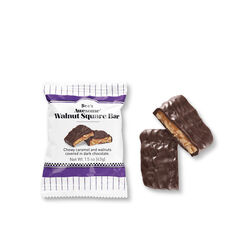 See's Awesome® Walnut Square Bars View 2