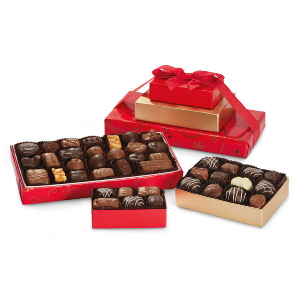 Holiday Bliss Assorted Chocolates view 1