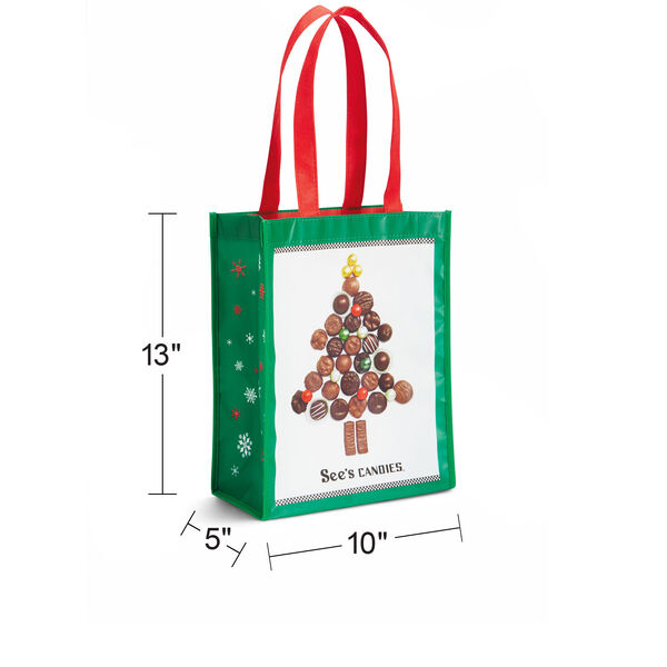 Christmas Tree Tote view 2