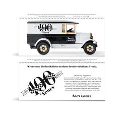 Centennial Limited Edition Graham Brother's Delivery Truck View 4