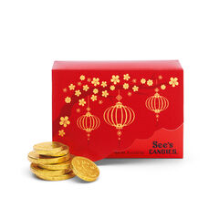 Lunar New Year Gold Coins View 1