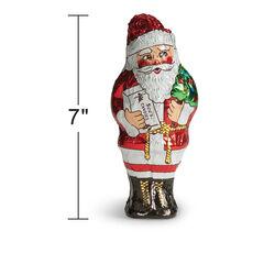 Tall Milk Chocolate Santa View 1