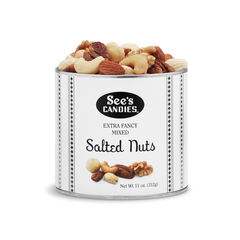 Extra Fancy Mixed Salted Nuts View 1