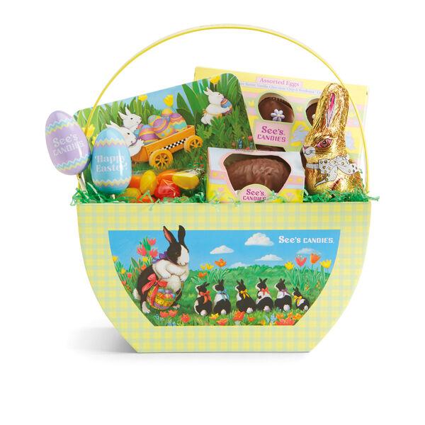 Easter Favorites Basket view 1