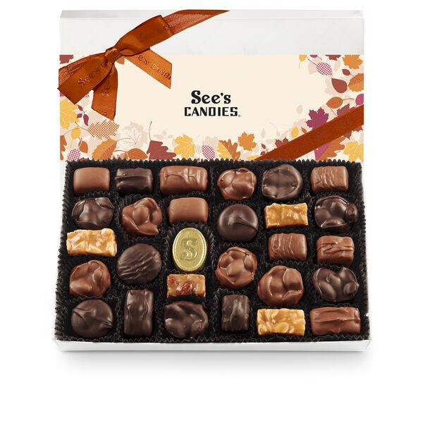 Sweet Fall Nuts & Chews