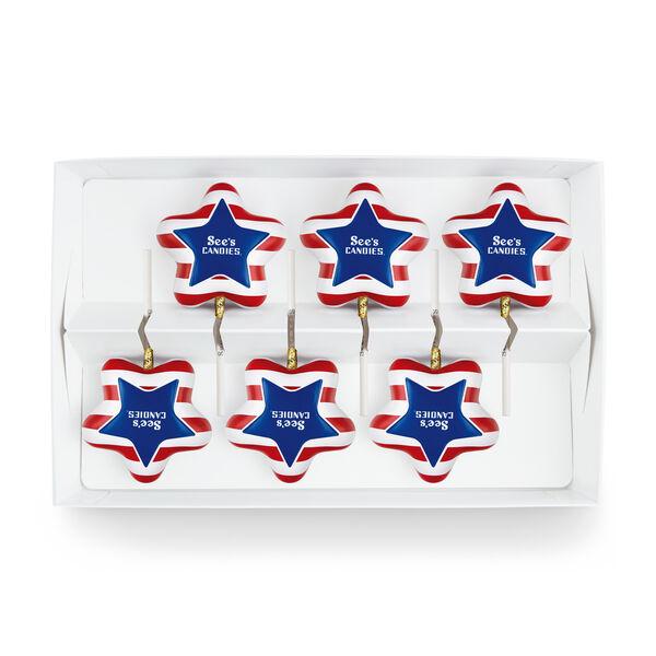 Patriotic Lollypops view 2