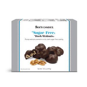 Sugar free chocolate candy gifts sees candies sugar free dark walnuts negle Gallery