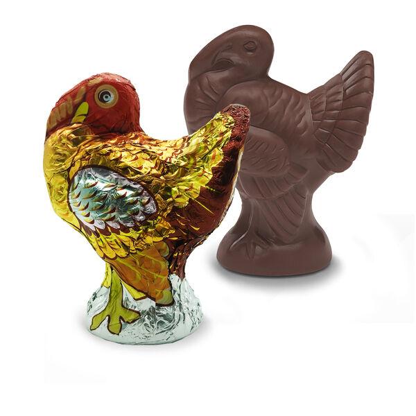 Dark Chocolate Turkey