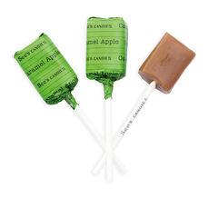 Caramel Apple Lollypops View 1