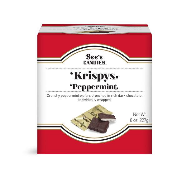 Peppermint Krispys