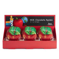 Milk Chocolate Apples View 3