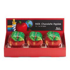 Milk Chocolate Apples View 2
