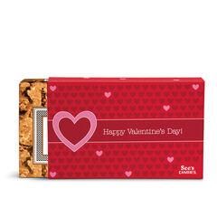 Valentine's Day Peanut Brittle View 1