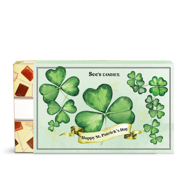St. Patrick's Day Lollypops view 1