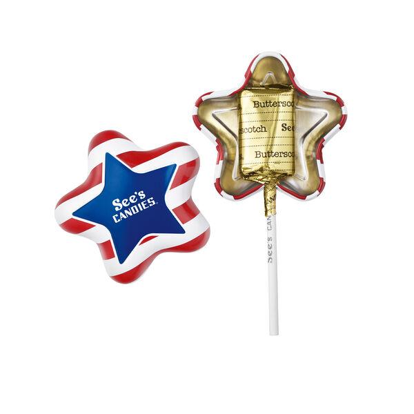 Patriotic Lollypops view 3