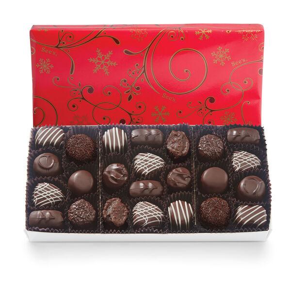 Dark Chocolate Soft Centers