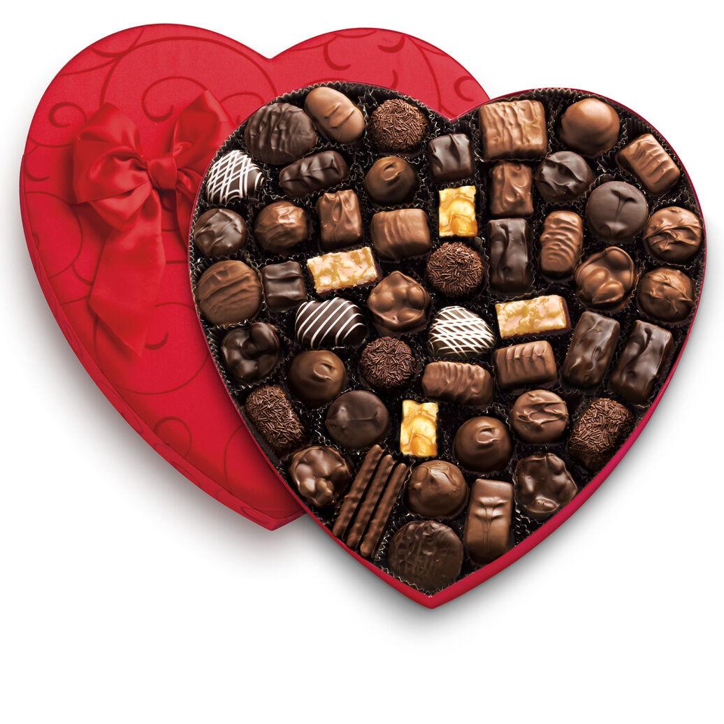 Sweet Indulgence Heart