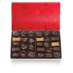 Dark Chocolate Nuts & Chews View 1