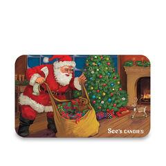 Santa's List Box View 3