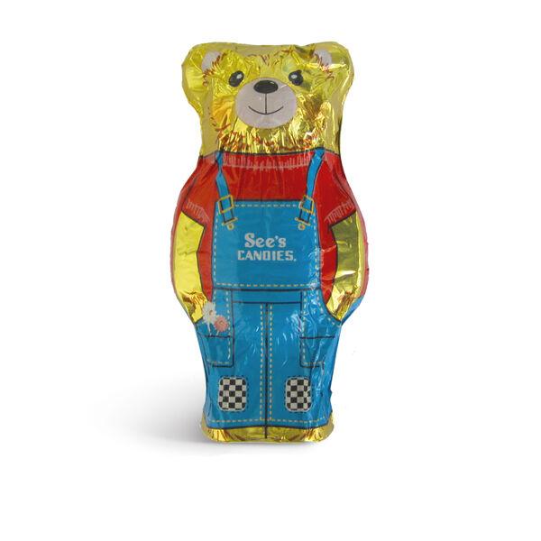 Milk Chocolate Teddy Bears view 3