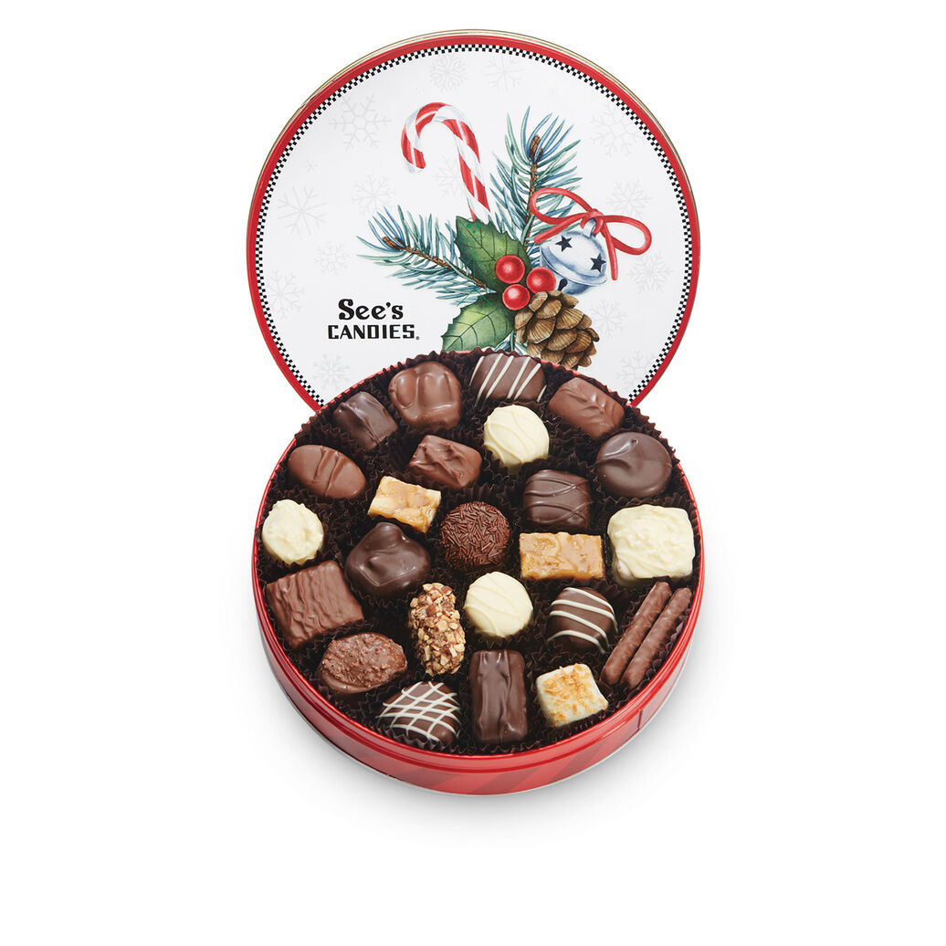 Holiday Joy Keepsake Tin