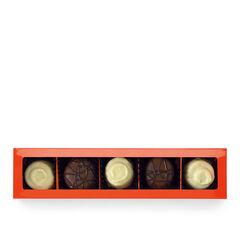 Halloween Orange & Chocolate Creams View 1