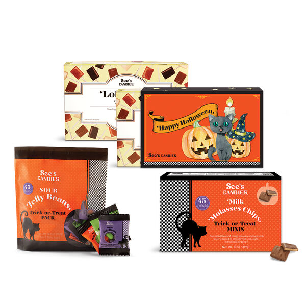 Safe and Sweet Trick-or-Treat Bundle