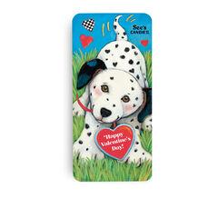 Dalmatian & Hearts Box View 3