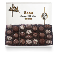 Dark Chocolate Soft Centers View 1