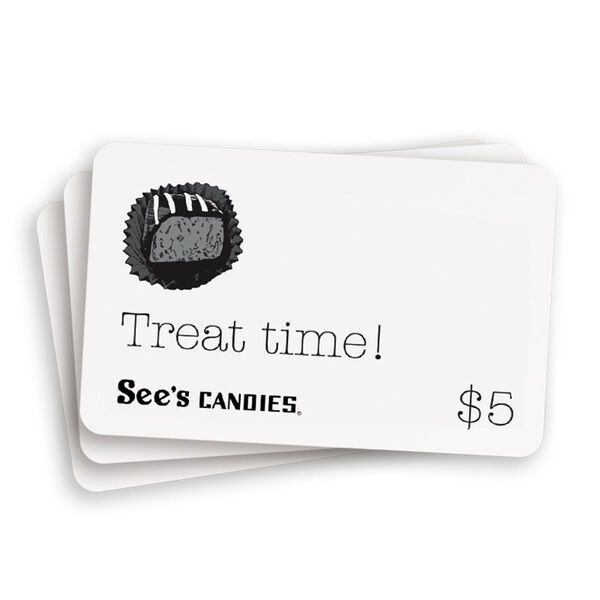 Gift Cards | See's Candies