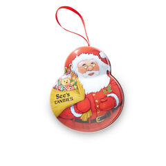 Keepsake Santa Ornament View 4