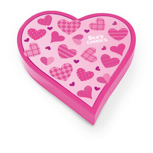 Pink Wishes Heart