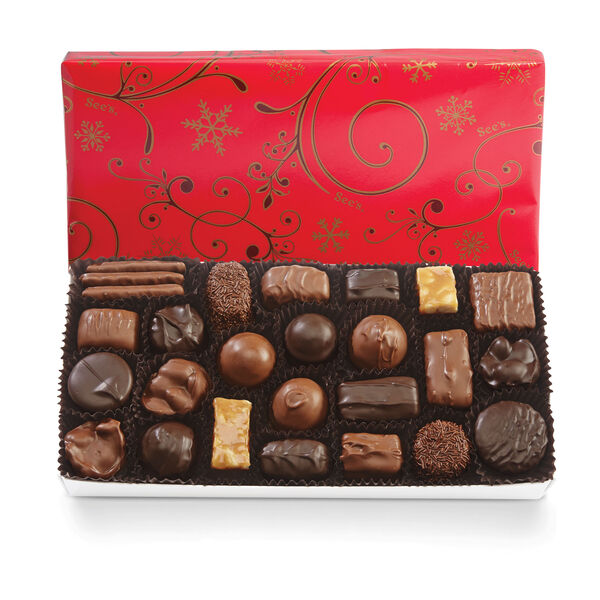 Holiday Bliss Assorted Chocolates view 3