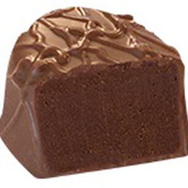 Light Chocolate Truffle