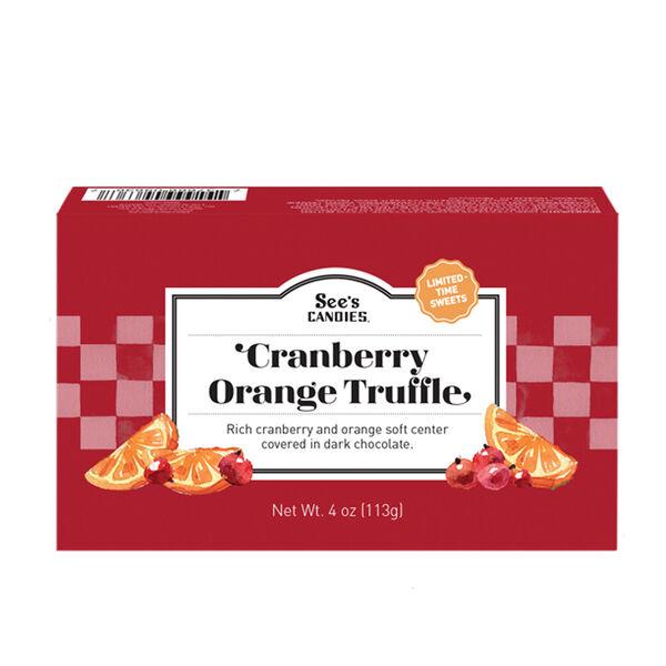 Cranberry Orange Truffles view 4
