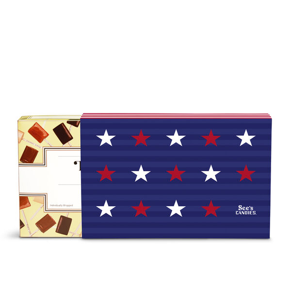 Stars & Stripes Assorted Lollypops view 1