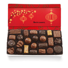 Lunar New Year Assorted Chocolates View 1