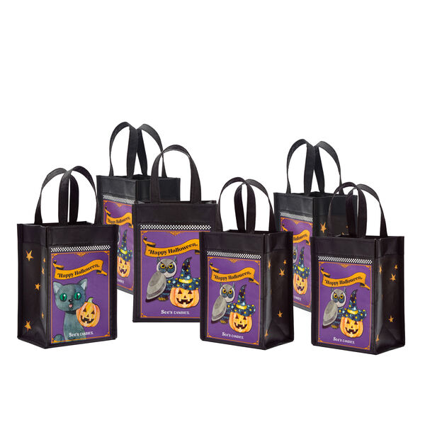 Halloween Night Treat Bags