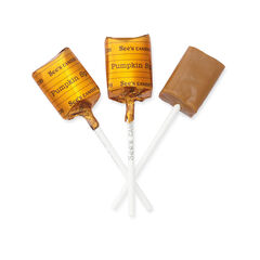 Pumpkin Spice Lollypops View 1