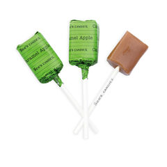 Caramel Apple Lollypops View 1