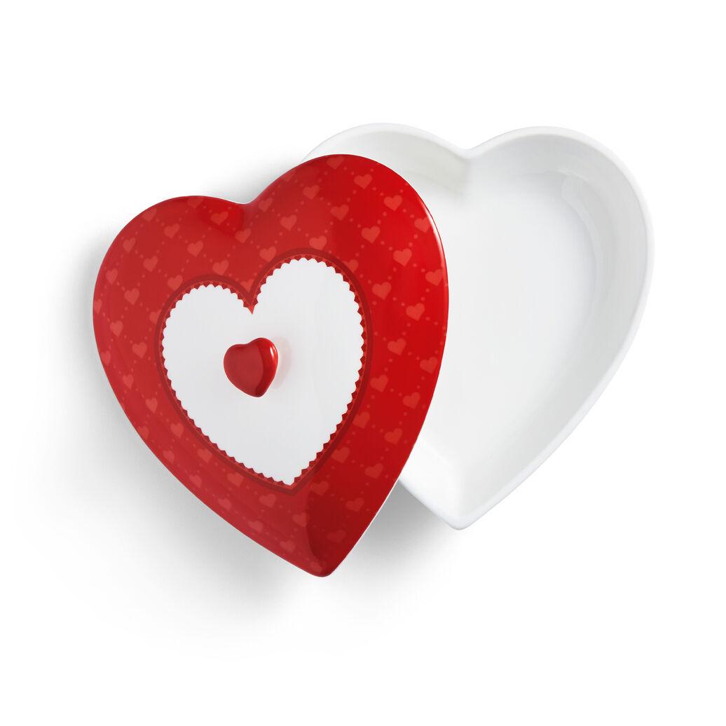 Valentine Heart Candy Dish