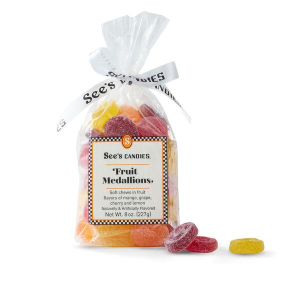 Fruit Medallions