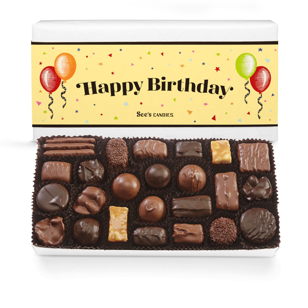 Birthday Celebration Assorted Chocolates