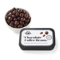 Chocolate Coffee Beans View 1
