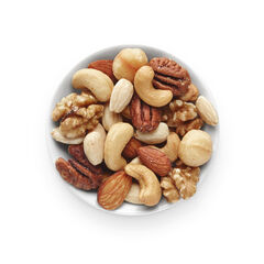 Extra Fancy Mixed Salted Nuts View 2