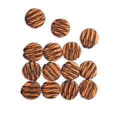 Orange & Chocolate Wafers View 2