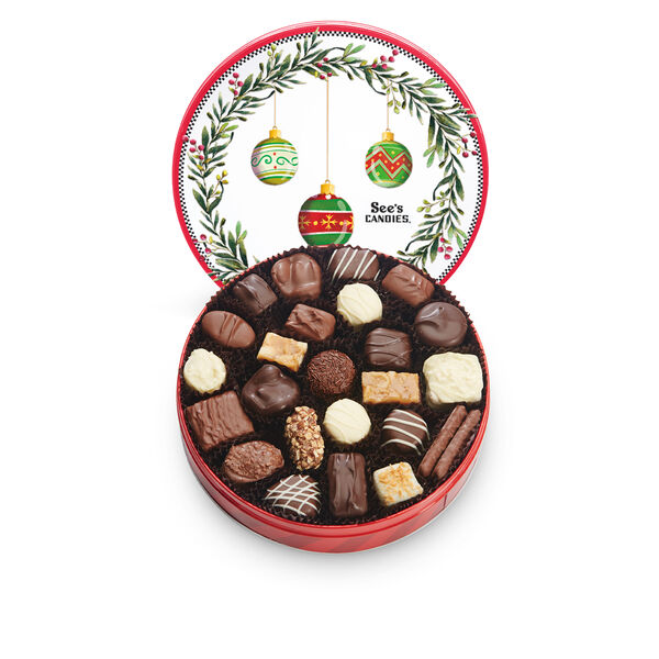 Sweet Traditions Keepsake Tin