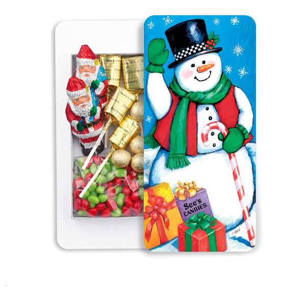 Sweet Snowman Box