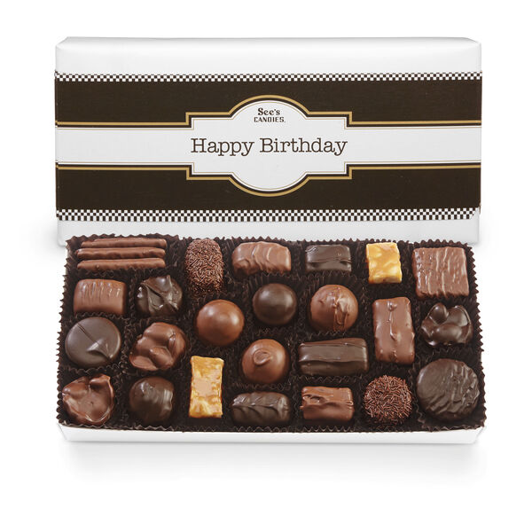 Classic Birthday Assorted Chocolates view 1