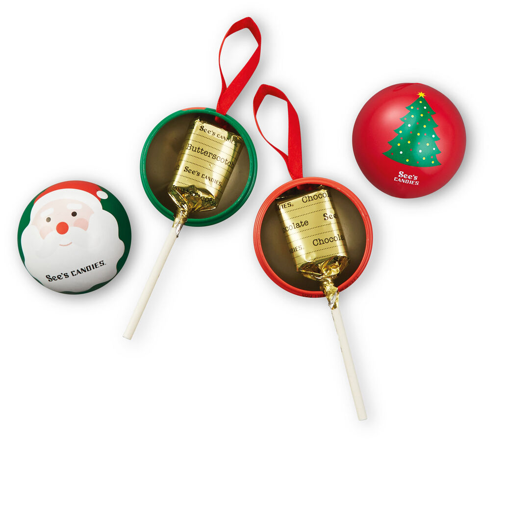 Christmas Lollypops